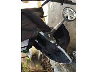 BRITAX double buggy