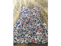 Bluezoo (Debenhams) spring/summer dress age 7
