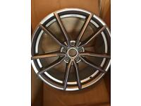 Vw Pretoria wheel