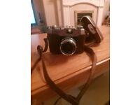 Halina vintage camera