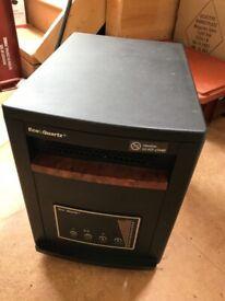 Echo quartz heater