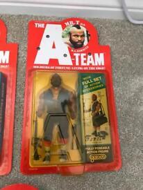 Very Rare 1980s Galoob A Team figure