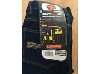 """Oxford SP-J2 motorcycle jeans 32""""x31"""""""