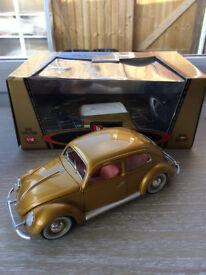 Classic Volkswagen Beetle Model Car
