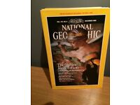 NATIONAL GEOGRAPHIC 24 Copies 1988-189 All in Perfect Condition