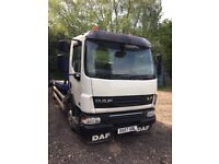 DAF 7.5t Recovery Truck 2007