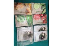 Korean Face Mask Sheet (Cucumber, Royal Jelly, Tomato, Herb)
