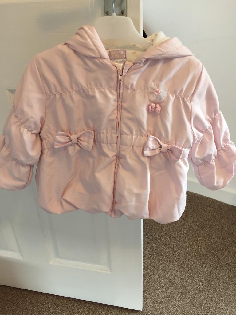 Girls jackets 18-24 months