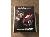 brand new super crew cut ideal present