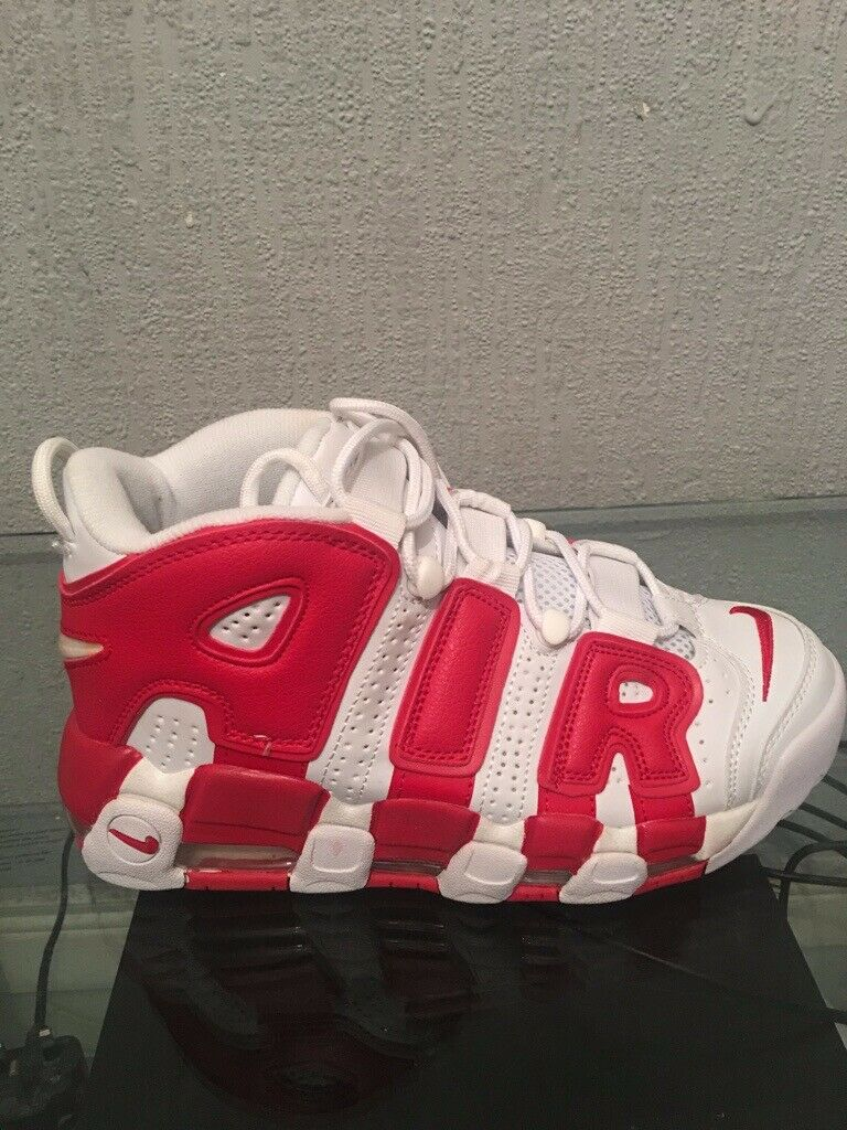 dd7911bb7d73 Nike Air More Uptempo Uk Size 7 Ultra Mens Basketball Shoes High quality  Design