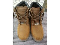 Mens Sketcher Boots size 10/101/2