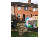 Three bed house to rent in knowle