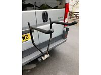Pendle 3 bike- REDUCED towbar bike rack & light bar, including the Universal mount