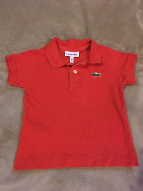 714e49c5f8 Lacoste Baby Boy Red T-Shirt | in Wilnecote, Staffordshire | Gumtree