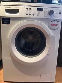 Bosch Washing machine, working fine, making noise on spinning