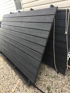 Two 9ft by 4ft deck for sale