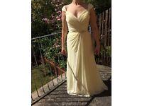 Ronald Joyce bridesmaid/prom dress size 12.