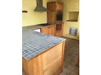 Handmade Solid wood kitchen