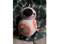 Star wars the force awakens BB-8 teddy