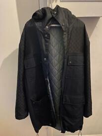 Gucci Jacquard Nylon Jacket