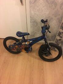 Skylanders kids bike