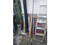 ryobi petrol strimmer chainsaw extension