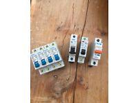 Circuit Breakers - Various New and Unused