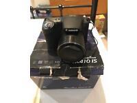 Canon power shot sx410is camera