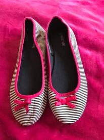 New flat shoes/pumps