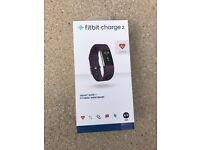 Fitbit Charge 2 Heart Rate and Fitness Wristband - Small Plum - Brand New SEALED
