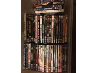 43 DVD's For Sale All In Great Condition