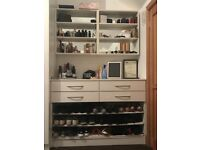 Fittedbedroom wardrobes for sale Less than HALF PRICE