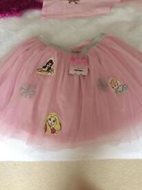 Girls Disney skirt