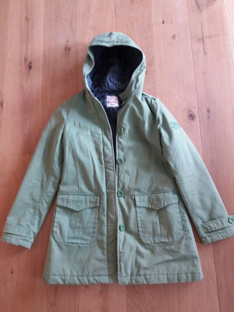 Roxy coat, immaculate condition.