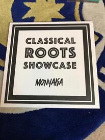Monyaka classic roots showcase Album Vinyl