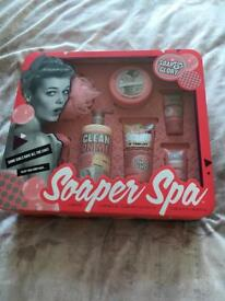Soap and glory set never opened
