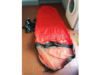 Terra Nova Jupiter GoreTex Bivi Bag Red - Unused