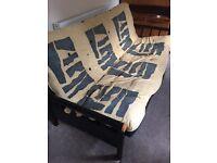 Double sofa bed futon