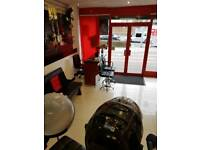 Hair dressing space for rent in Luton town