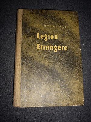 Halle, Legion Étrangére, Volk und Welt 1952