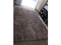 Shaggy rug for sale