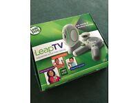 Leapfrog Leap TV educational console for children NEW