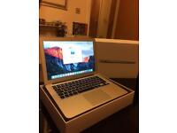 MacBook Air 13.3 display bought December 2016 totally mint condition perfect present
