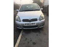 Toyota Yaris 2003 1 litre T Spirit - Really Cheap to Run - only 108k