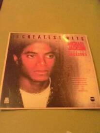 Michael Jackson 18 greatest hits p!us jakson5,