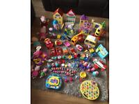 Massive Peppa Pig Toy Collection