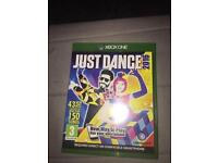 Xbox One game. Just Dance 2016.