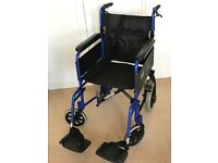 Wheelchair fab condition