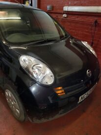 Nissan Micra for spares or repair due to time wasters i am having to relist this car