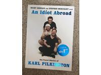 An idiot abroad Karl Pilkington 50p